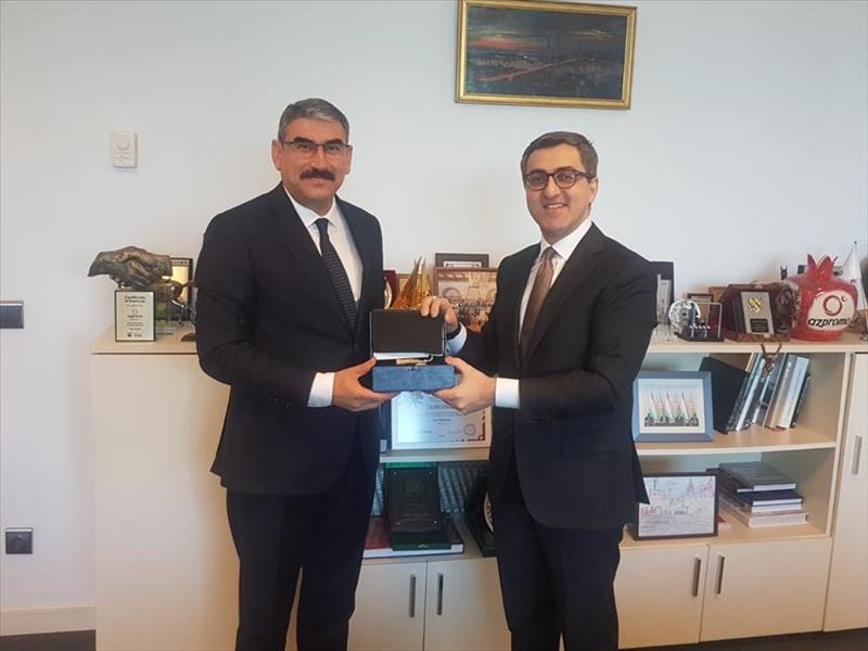 Türkiye ve Azerbaycan KOBİ'leri Birlikte Dış Pazarlara Açılacak