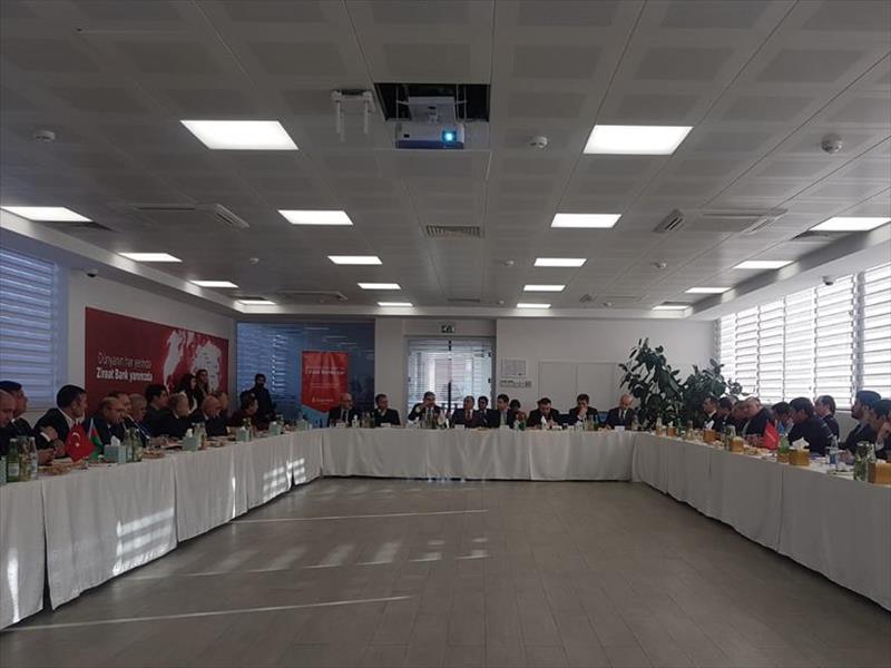 Azerbaycan ve Türk KOBİ'leri Birlikte Gelişecek