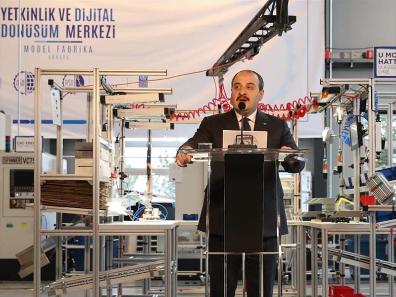 Model Fabrika'dan Eğitim Alan KOBİ'ye 70 Bin TL