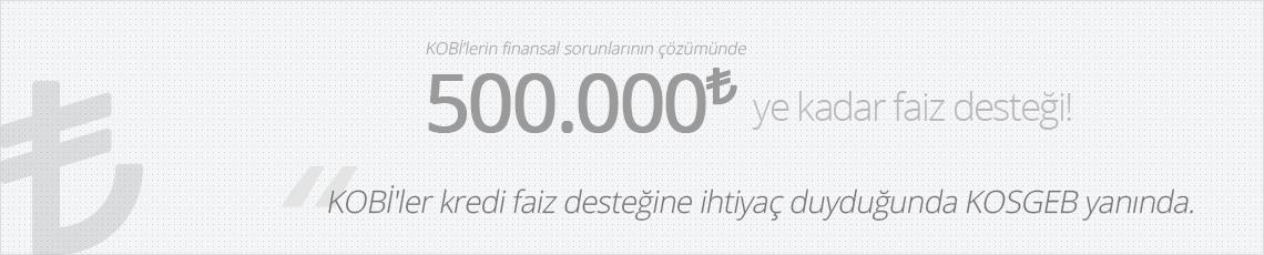 KOBİ Finansman Destek Programı